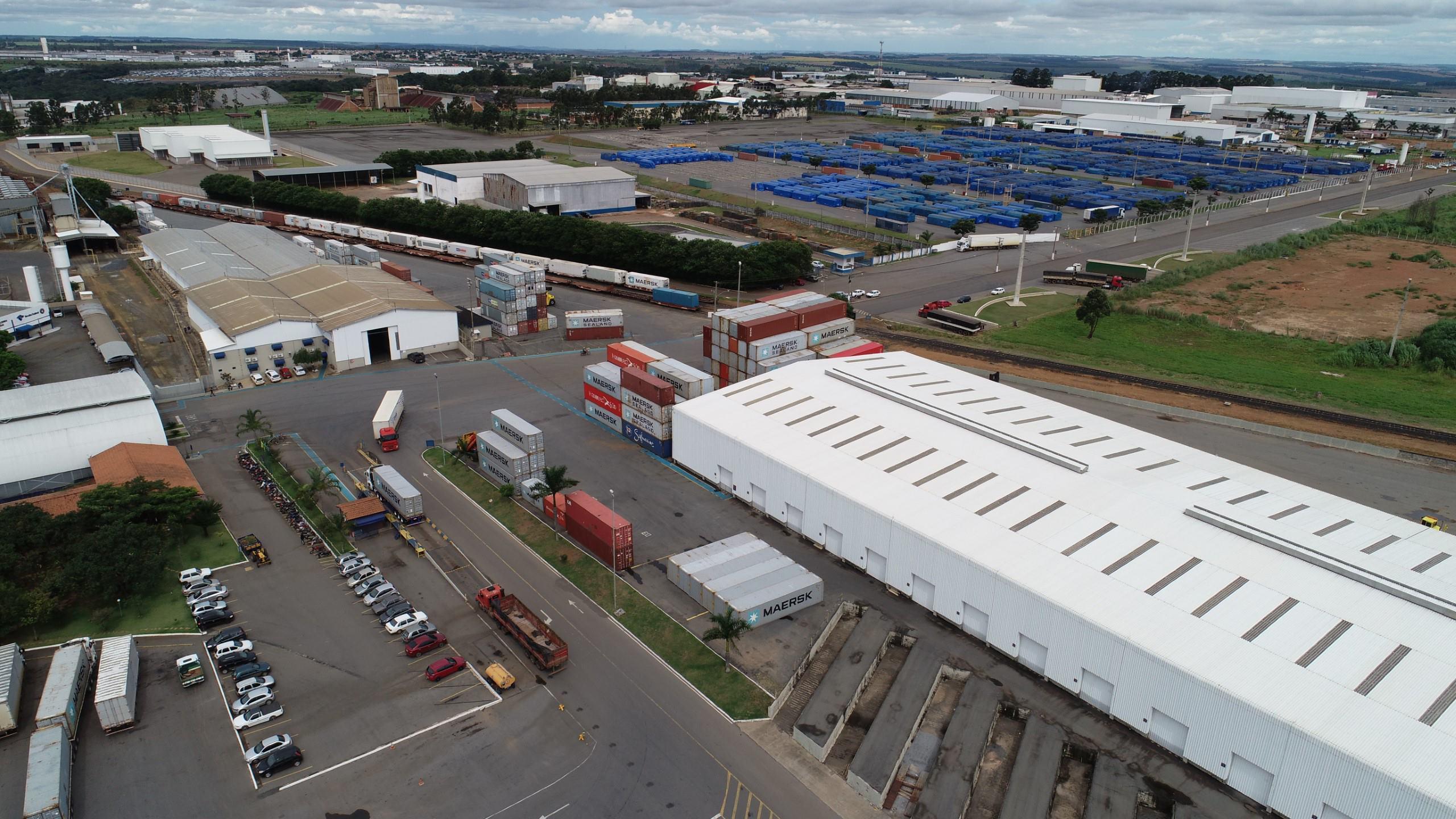 Liminar da Justiça Federal impede empresa de iniciar atividades no Porto Seco de Anápolis