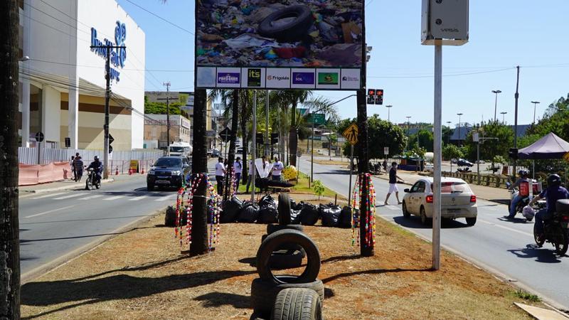 Grupo PSCO apoia ações do Dia Mundial da Limpeza em Anápolis